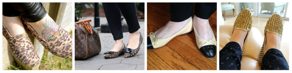 Fashionistas in Flats