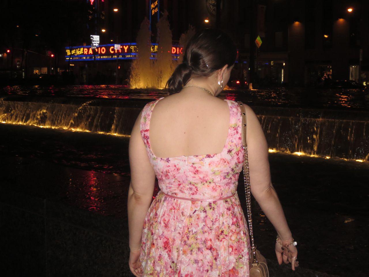 Floral Lace Dress