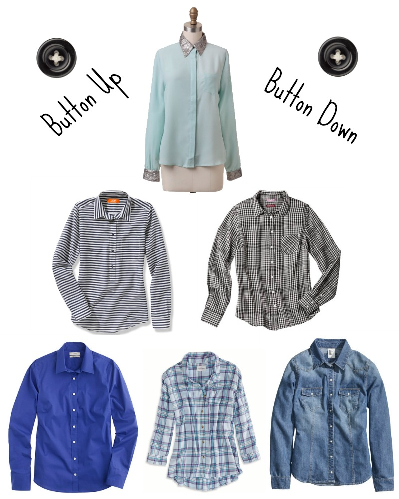 Button Up Vs Button Down Shirt | Is Shirt