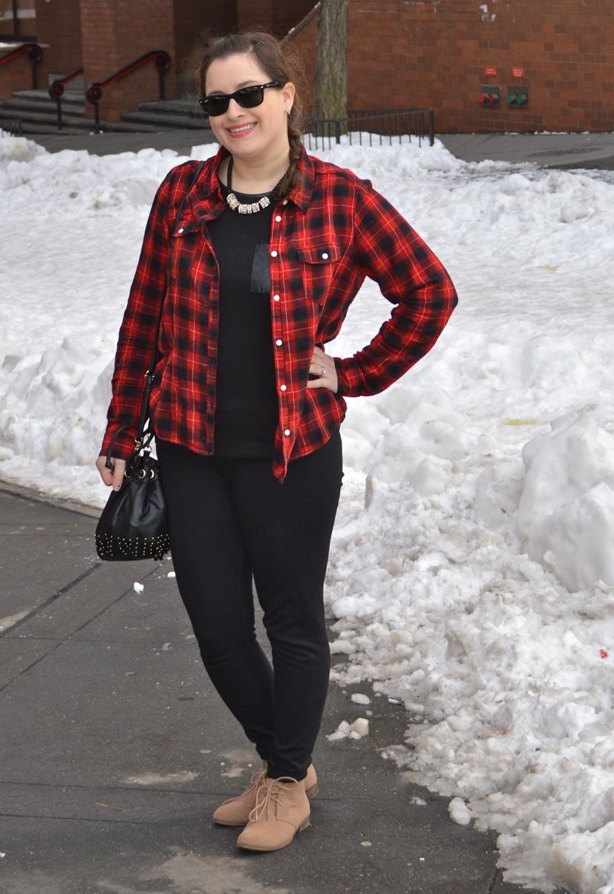 Modern dress 90s - Winter Outfit Inspiration Archives La Petite Pear