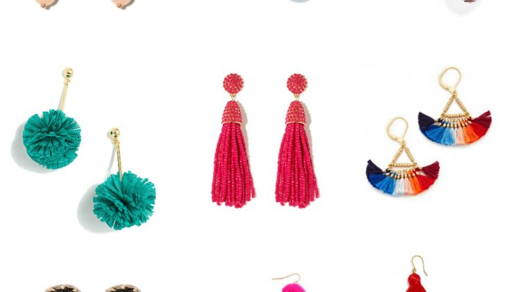Shop the Trend: Statement Earrings