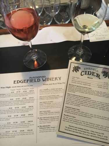 Edgefield Winery
