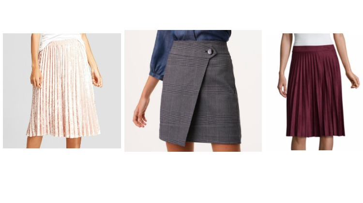 Flattering Skirts for Girls with Curves